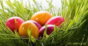 OSTERN! Die Ferientermine rund um Ostern…