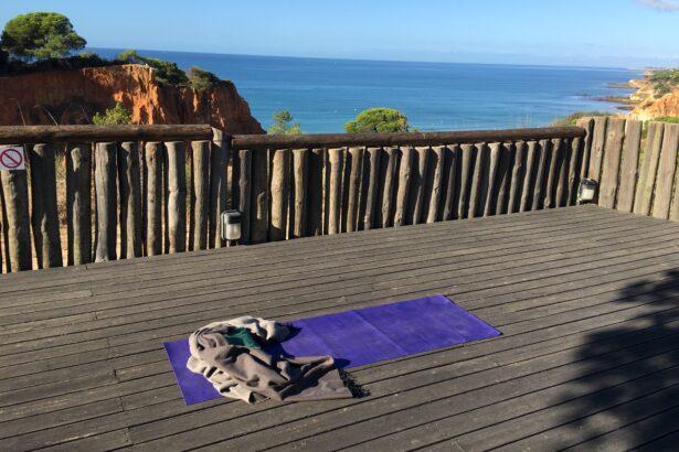 Yoga auf Reisen…