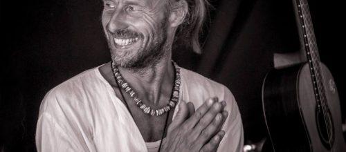 Am Samstag war Joachim Böttcher in die Unity – Mantra-Mitsing-Konzert